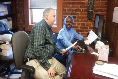 African Visiting Scholar participates in research fellowship at CARA