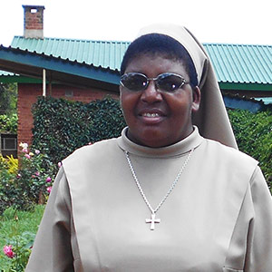 Sr. Maria Claire assumes a key leadership position