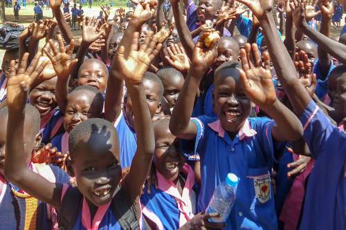 Grant awarded to ASEC to support children in South Sudan