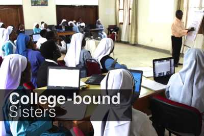 College-bound Sisters - Higher Education for Sisters in Africa